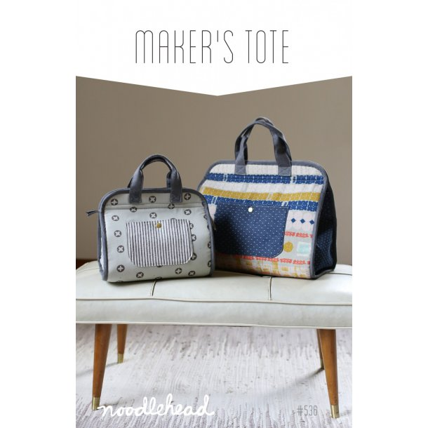 Makers Tote mønster