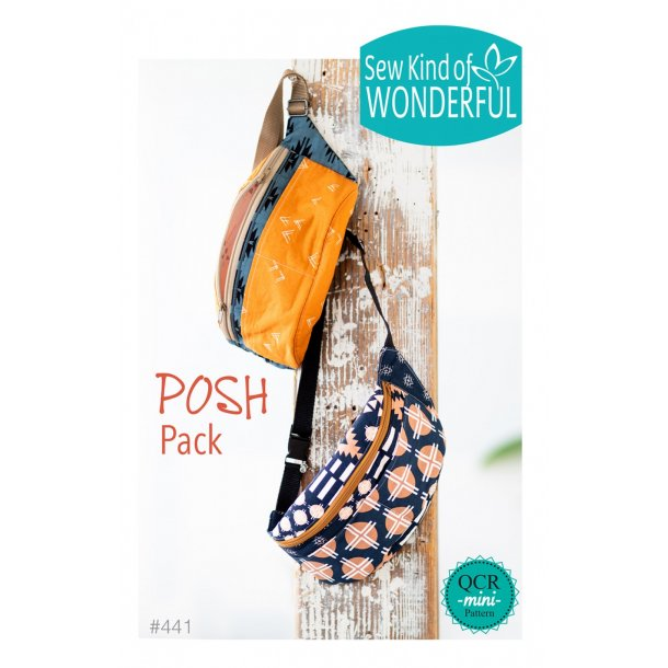 Posh Pack bæltetaske