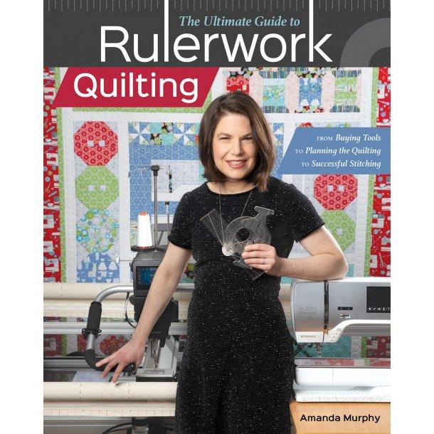 Rulerwork quilting -Ulitmate Guide