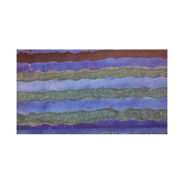 Batik Anthology Blues Lines