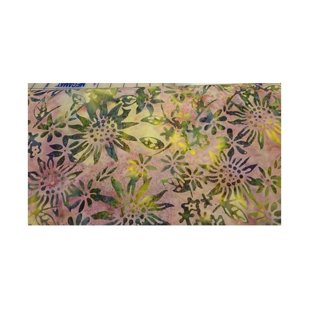 Batik Anthology Flowers