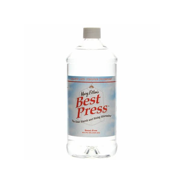 Best Press strygestivelse uden duft -473 ml