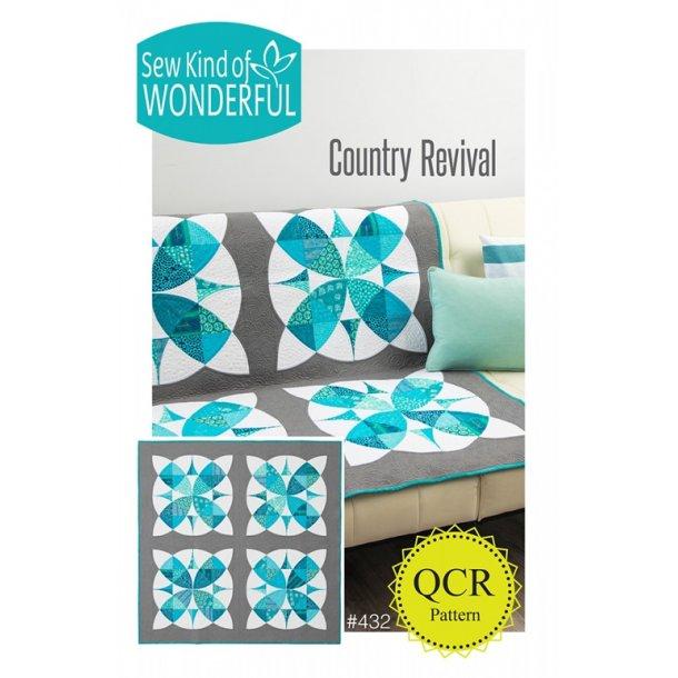 Country Revival mønster