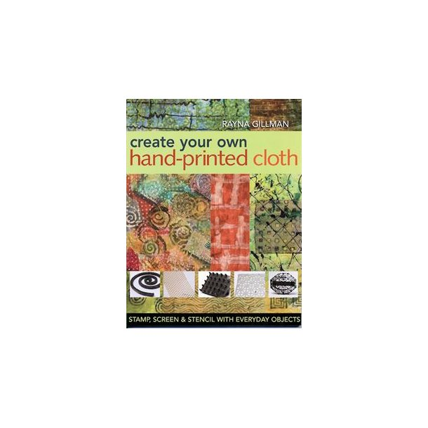 Create your own Handprinted Cloth
