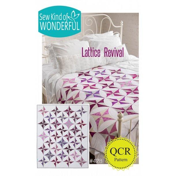 Lattice Revival mønster