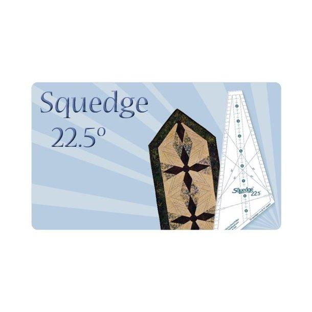 Squedge 22,5  grader